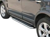 Boční nerezové nášlapy Opel Antara