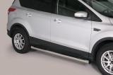 Nerez boční nášlapy se stupátky Ford Kuga II