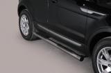 Nerez boční nášlapy se stupátky Land Rover Range Rover Evoque