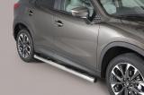 Nerez boční nášlapy se stupátky Mazda CX 5