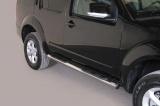 Nerez boční nášlapy se stupátky Nissan Pathfinder II
