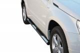 Nerez boční nášlapy se stupátky Suzuki Grand Vitara II 5dvéřové