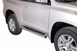 Nerez boční nášlapy se stupátky Toyota Land Cruiser 150 3dvéřová