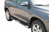 Nerez boční nášlapy se stupátky Toyota Rav 4 II