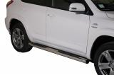 Nerez boční nášlapy se stupátky Toyota Rav 4 III
