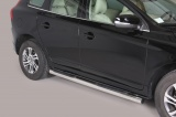Nerez boční nášlapy se stupátky Volvo XC 60