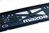 Podložka pod ŠPZ 3D Mazda