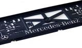 Podložka pod ŠPZ 3D Mercedes