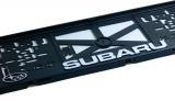 Podložka pod ŠPZ 3D Subaru