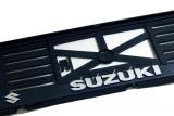 Podložka pod ŠPZ 3D Suzuki