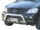 Ochranný nerez rám Mercedes ML W164