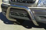 Přední ochranný nerez rám Toyota Hi Lux Xtra