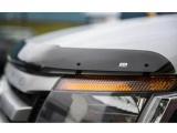 Plexi lišta přední kapoty Ford Ranger T6