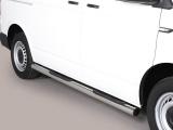 Nerez boční nášlapy se stupátky Volkswagen Transporter T6