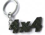 Karbónová kľúčenka 4x4