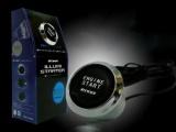 Štartovacie tlačidlo Pivot - Štart engine - modré podsvietenie