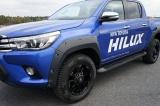 Lemy blatníků Toyota Hilux VIII double cab