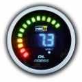 Raid Night flight digital - tlak oleje + voltmetr