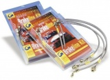 Brzdové hadice Goodridge BMW E30 M3 plovoucí třmen