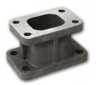 Redukční adaptér na turbo T25 > T3 (litina)