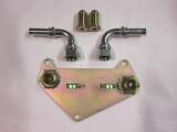 Adaptér pro olejový chladič na koncernové DSG převodovky (TSI, TFSI) - chlazení převodovky DSG
