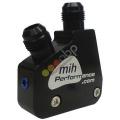 Relokačné adaptér k ol. filtra MIH Performance Chevrolet LS Series