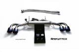 Catback výfukový systém Armytrix na Nissan GT-R R35 3.8 VR38DETT (07-) - nerezový