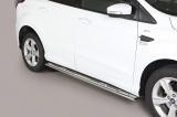 Nerez boční designové nášlapy Ford Kuga II facelift
