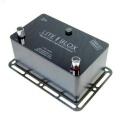 Závodní performance baterie / autobaterie Liteblox LB26XX LiFePO4 - 17.5AH, 840A 5-12 vál. motory - 2,6kg