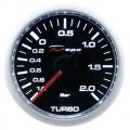 Prídavný budík Depo Racing CSM - tlak turba mechanický 2bar