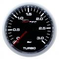 Prídavný budík Depo Racing CSM - tlak turba mechanický diesel 3bar