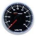 Prídavný budík Depo Racing CSM - voltmeter