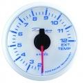 Prídavný budík Depo Racing WBL - teplota výfukových plynov (EGT)