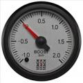 Prídavný budík Stack ST3381 52mm tlak turba - bar