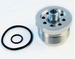 Adaptér na zmenu olejového filtra z interného na externý (skrutkovacie) - Mercedes / Smart