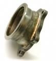 Adaptér na výfukovú časť na turbo T25> V-band 76mm