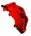 Sada Foliatec na brzdová prasiatka (farba na brzdy) - červená matná