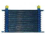 Olejový chladič / chladič oleja Trust style 13 šácht 300 x 180 x 50mm (D-10)
