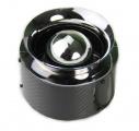 Športový filter karbón univerzálny 76mm - dĺžka 130mm