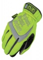 Rukavice Mechanix Safety FastFit žlté reflexné - bezpečnostné - veľkosť S