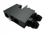 Adaptér pre montáž olejového chladiča na olejový výmenník Sgear BMW E90 / E92 335i N54 / N55 - D-10 (AN10)