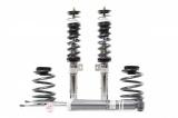 Kompletný výškovo nastaviteľný podvozok H & R v nerezovom prevedení pre Ford Fiesta ST / Šport typ JH1 / JD3 r.v.04 / 02> s pohonom predných kolies