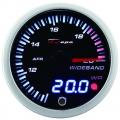 Prídavný budík Depo Racing SDS Series - wideband kit (širokopásmová lambda sonda) + 0-5V výstup + funkcie varovania