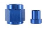 """Fitinka pre rúrkové vedenie (Hardline) D-06 (AN6) 9/16 """"x18-UNF na trubku 9,5mm (3/8"""")"""
