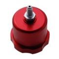 Nádobka HPP pre brzdový alebo spojkový valec - červená