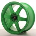 Alu kolo Japan Racing JR3 18x8,5 ET30 5x114,3/120 Green