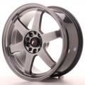 Alu koleso Japan Racing JR3 18x8,5 ET30 5x114,3 / 120 Hyper Black