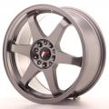 Alu koleso Japan Racing JR3 18x8 ET30 5x114 / 120 Gun Metal