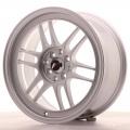 Alu kolo Japan Racing JR7 17x8 ET35 4x100/114,3 Silver