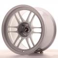 Alu kolo Japan Racing JR7 18x10,5 ET15 5H Blank Silver